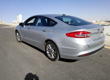 Ford Fusion car for sale 2017 in Zarqa city