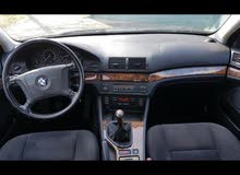 Manual Black BMW 1999 for sale