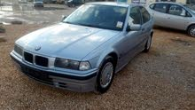 Used condition BMW 316 1998 with +200,000 km mileage