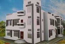 بناء المنازل نظام الهيكل أو تسليم المفتاح
