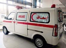 سيارة ليفـــان LIFAN مجهزة اسعاف للمراكز الطبية - 0500439898