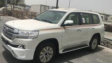 استاجر الان سياره تويوتا لاند كروزر بارخص سعر في مصر سياحي