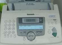 للبيع جهاز فاكس باناسونيك  Fax Machine KX-FL612