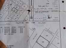 م شياع/2 وقم 528 جهتين قريبة من المخططات الحكومية والتجارية 600 متر مطلوب 4 الاف