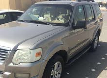 Ford Explorer 2008 For sale - Silver color