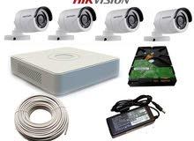 تركيب انظمة المراقبة وشبكات الحاسوب للشركات والمصانع والمنازل في عمان وإربد