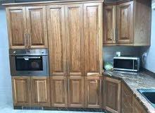 صيانة مطابخ وغرف نوم وجميع الأشغال الخشبية