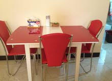 Renew your home now and buy a Tables - Chairs - End Tables Used