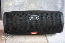 JBL Charge 4 portable Bluetooth speaker Original Black