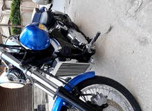 Used Honda motorbike up for sale in Benghazi