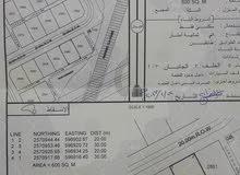 ارض سكنية بولاية سمائل بطوي النصف المربع واحد بسعر مناسب