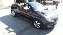 Automatic Black Peugeot 2003 for sale