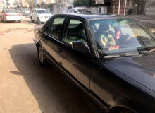 Automatic Black BMW 1991 for sale