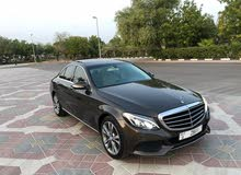 Mercedes Benz C200 GCC 2015