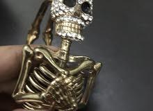 unique skull bracelet