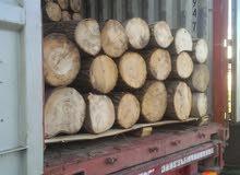 مطلوب حطب ابيض ناشف الطول 1متر والعرض والقطر لا يتجاوز 60 سم كميات كبيرة