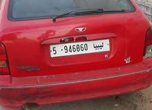 Daewoo Nexia car for sale 1997 in Tripoli city
