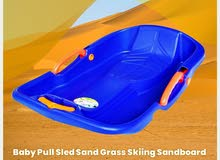 Sand Board Kid and Adult with Brakes and Anti-Slip Foot