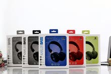 سماعة Boyi 80 Bluetooth عزل الضوضاء و صوت ستريو