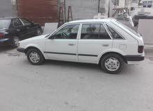 مازدا موديل 1986 بحاله ممتازه بسعر 1500