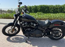 Harley Davidson street bob M8 107 2020 - only 200kms