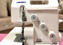 ماكينة جوكي خياطة و تنظيف Juki mo-600 بيع مستعجل
