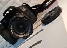 كاميرا كانون 800 دي (Canon EOS 800D Kit 18-135 IS STM)  بحالة الزيرو