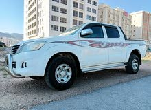 Toyota hilux picup 4wd