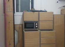 مطبخ مستعمل ونظيف