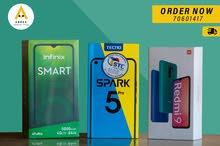 Infinix smart 5 64 gb 3 gram