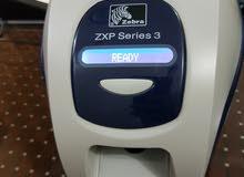 طابعة zepra للكروت الممغنطة
