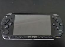 جهاز PSP مع الكرتون