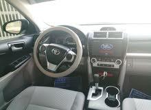 Toyota camrey 2014 model