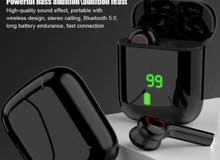 black digital Bluetooth