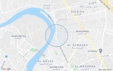 بيت على نهر دجله في الاعظميه شارع عمر