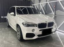 BMW X5 still under warranty and free service