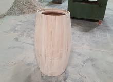 برميل من الخشب السويدي