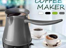 صانعة قهوة بلاستيك الجبار