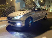 Peugeot 206cc - 2006 sale or exchange