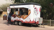food truck professional and high quality finishing