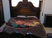 غرفة نوم مستعملة للبيع