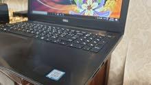 لابتوب ديل الجيل الثامن للألعاب والتصميم ممتاز لطلبة المدارس والجامعات Dell Lapt