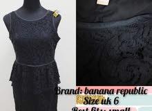 Banana Republic Lace Mini Dress