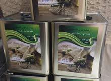 زيت زيتون فلسطيني اصلي. البيع تنكه 7 كيلو او نص كيلو
