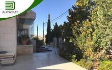 شقة ارضية طابق من فيلا للايجار في الدمينة بالقرب من الظهير مساحة البناء 380 م حديقة و كراج خاص 200 م
