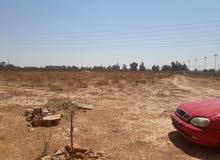 قطعة ارض مساحتها نصف هكتار