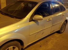 For sale Chevrolet Optra car in Tripoli