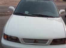 Automatic White Suzuki 1997 for sale
