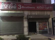 مخزنين تجاري للايجار في اسكان ابو نصير