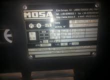 مولد كهرباء هوندا لفة ايطالية 220/380 فولت .. القدرة 13KVA . بنزين